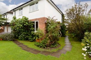 Rear/Side Garden- click for photo gallery