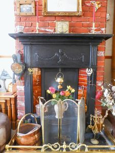 Living Room Fireplace- click for photo gallery
