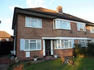 Apartment / Flat To Let in Wickham Road, Shirley, CROYDON
