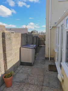 Rear Garden/Side Access- click for photo gallery