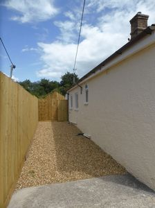 Driveway- click for photo gallery