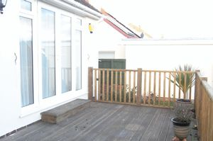 Rear decked area- click for photo gallery