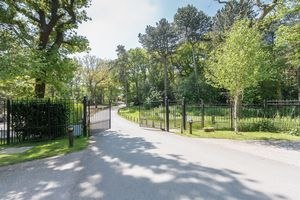 Gated Entrance- click for photo gallery