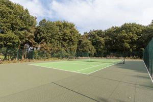 Tennis Court- click for photo gallery