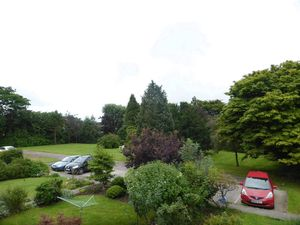 View From Balcony- click for photo gallery