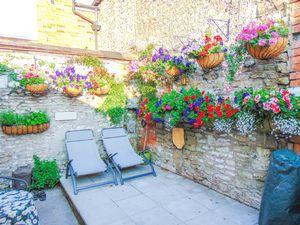 Courtyard Garden- click for photo gallery