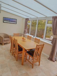 Conservatory/Dining Room- click for photo gallery