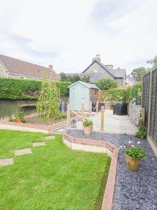 Rear Garden - click for photo gallery