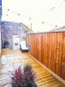 Decked Garden- click for photo gallery