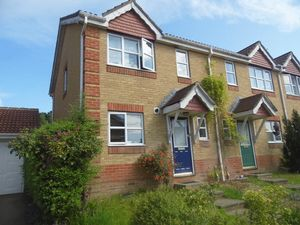 House To Let in Carter Road, Maidenbower, CRAWLEY