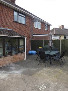 Patio Area- click for photo gallery