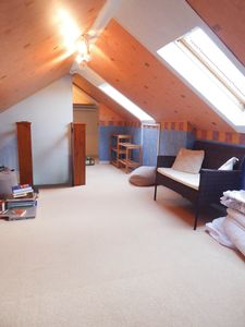 Loft Room- click for photo gallery