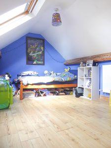 Attic Room- click for photo gallery