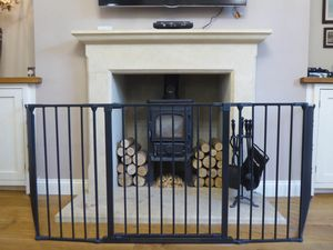 Fireplace in Living Room- click for photo gallery
