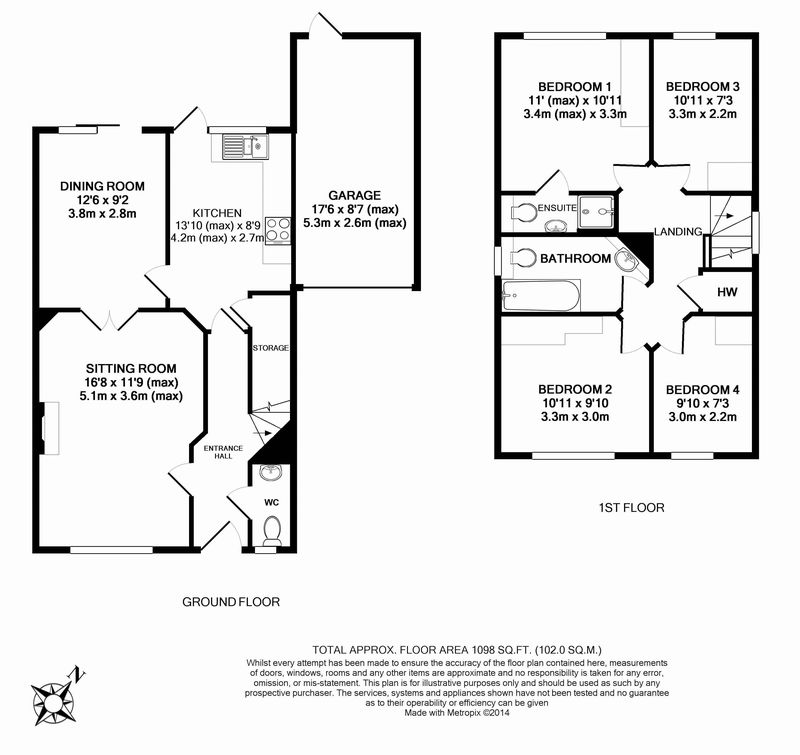 floor plan- click for photo gallery