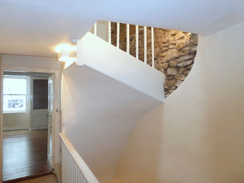 STAIRCASE TO SECOND FLOOR- click for photo gallery