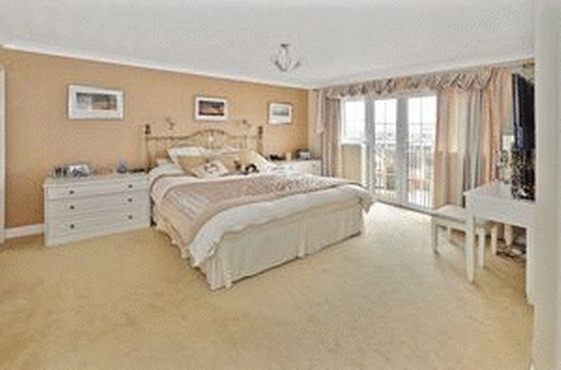 BEDROOM ONE- click for photo gallery