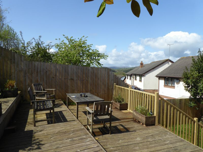 REAR DECKING- click for photo gallery