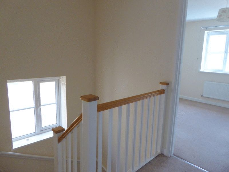 SECOND FLOOR STAIRCASE- click for photo gallery