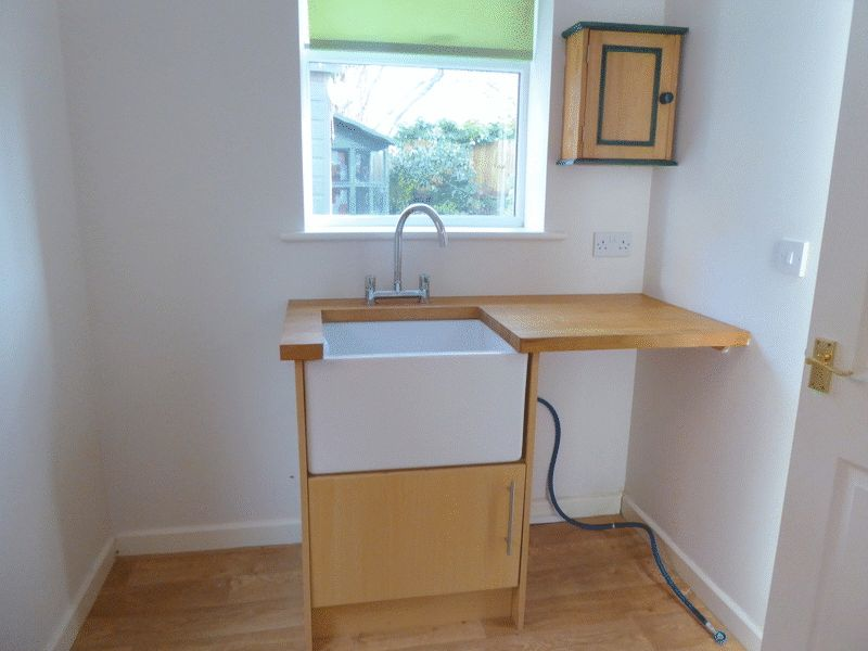 UTILITY ROOM- click for photo gallery