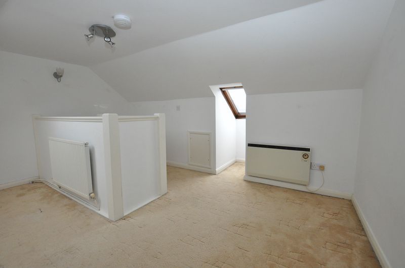 BEDROOM THREE/ATTIC ROOM- click for photo gallery