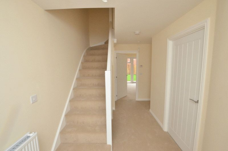 HALLWAY & STAIRS- click for photo gallery