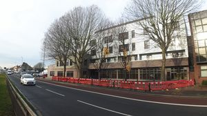 Staines Road West, Sunbury-On-Thames