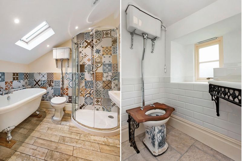 Bathroom/WC- click for photo gallery