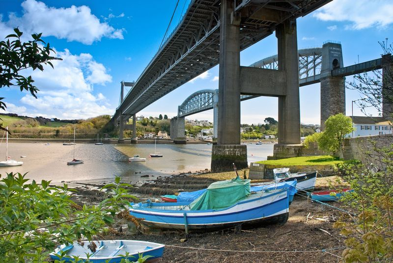 Tamar & Brunel Bridges- click for photo gallery