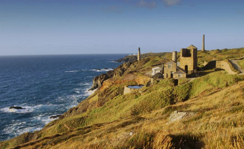 Cornwall Poldark Country- click for photo gallery