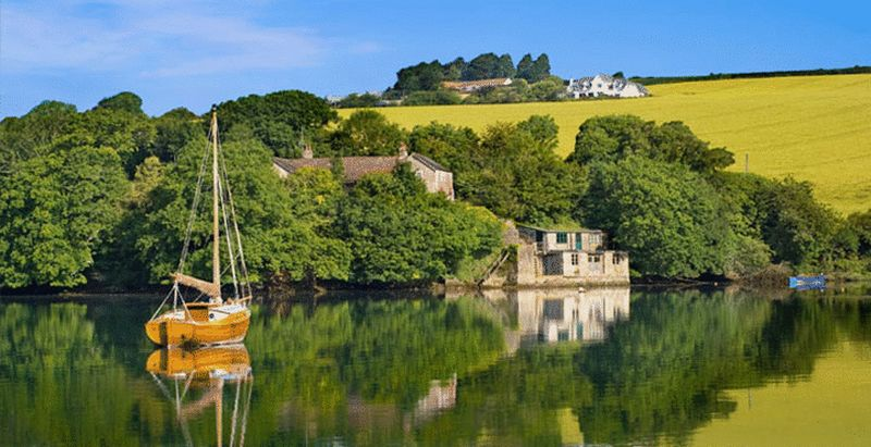 Tranquil devon- click for photo gallery