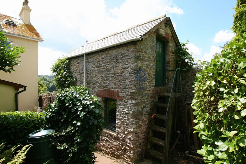 Stone Outbuilding- click for photo gallery