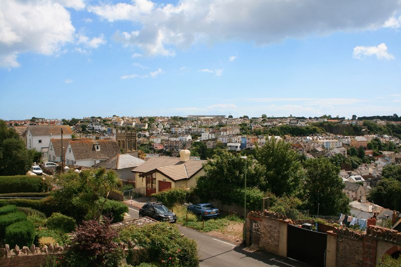 Views across Brixham- click for photo gallery