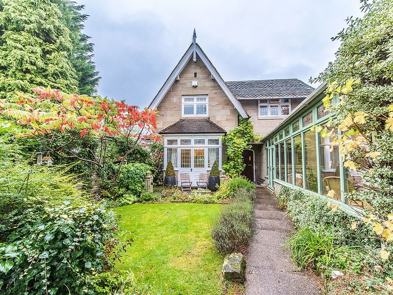 Property for sale in Birch Cottage, Hall Lane, Hagley