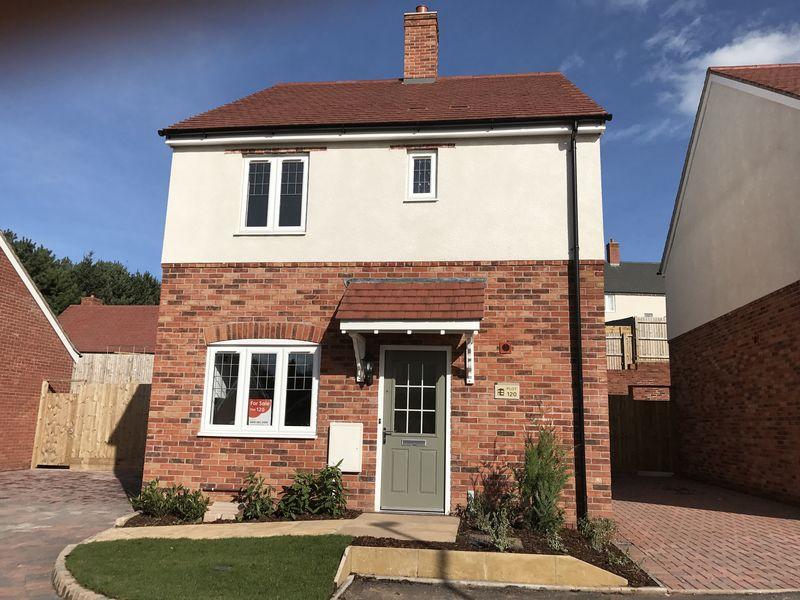 Property for sale in Plot 115, The Hunnington, Wychbury Fields, Hagley