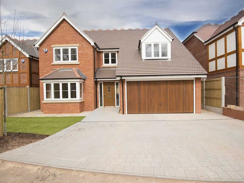 Property for sale in Plot 5, The Malvern, Pearmain Garden, Hagley