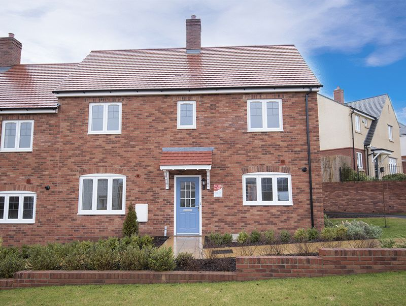 Property for sale in Plot 134, The Romsley, Wychbury Fields, Hagley