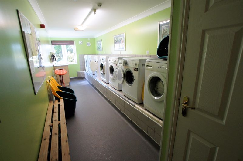 Bernard Court Communal Laundry- click for photo gallery