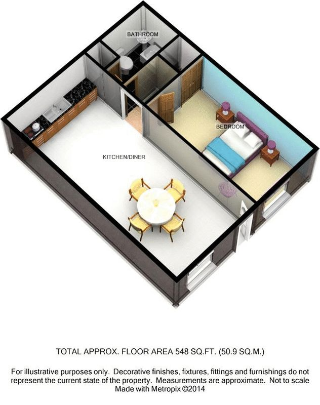 3D Floor Plan- click for photo gallery