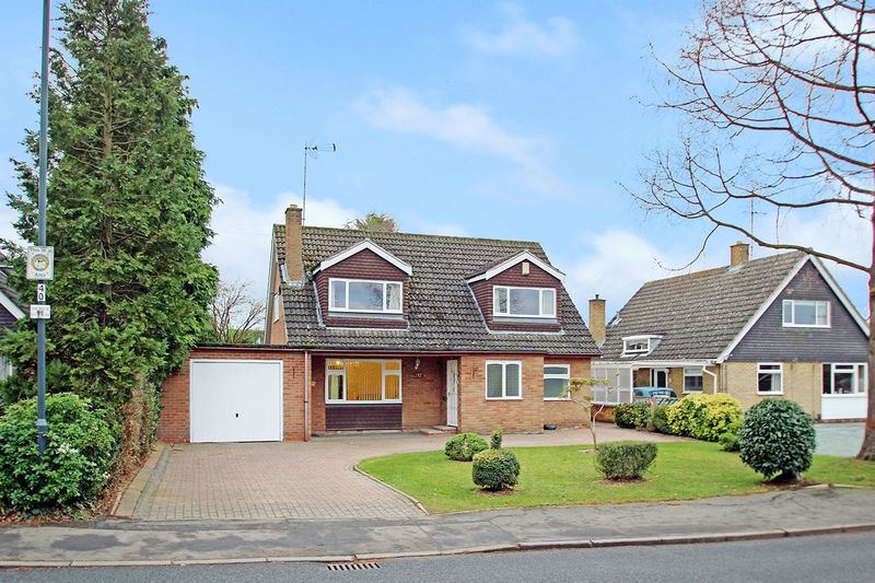 Property for sale in Bawnmore Road, Rugby