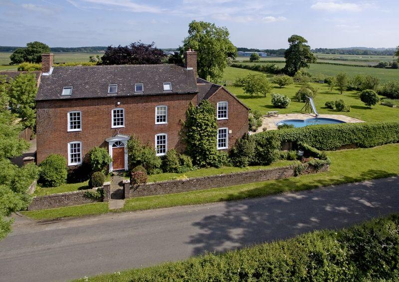 Property for sale in 'Blacklands' Six Ashes Road, Bobbington, Stourbridge
