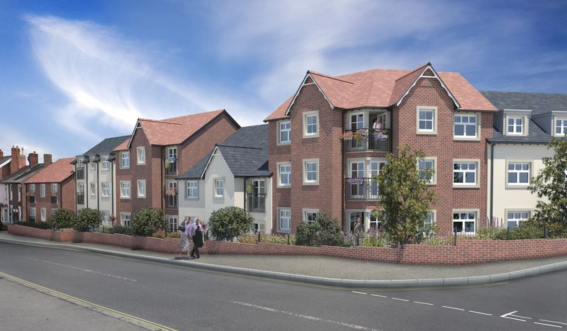 Property for sale in Apartment 35 Lowestone Court, Stone Lane, Kinver