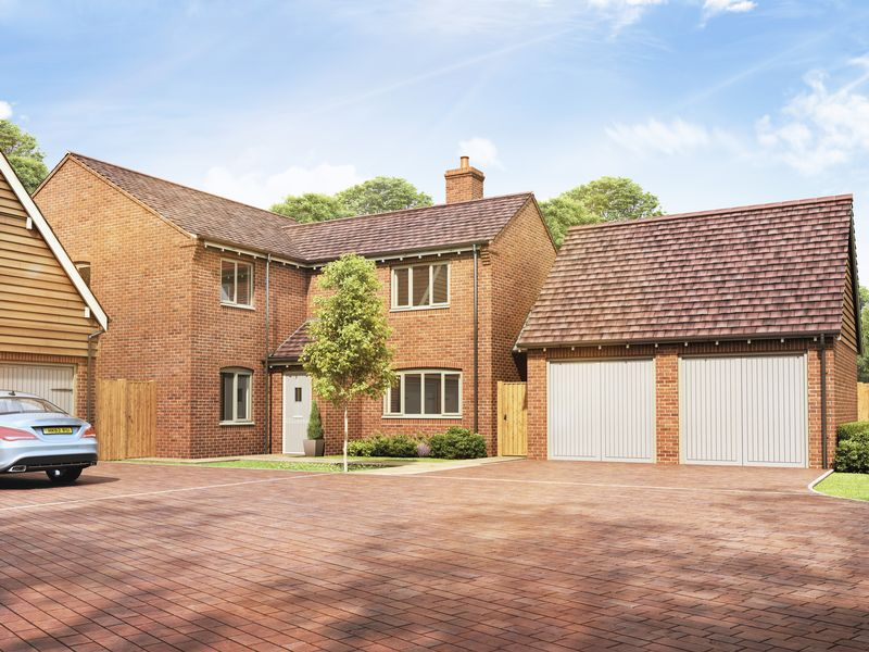 Property for sale in The Dorney, Plots 3 and 5, The Cedars, Wasperton Lane, Warwick