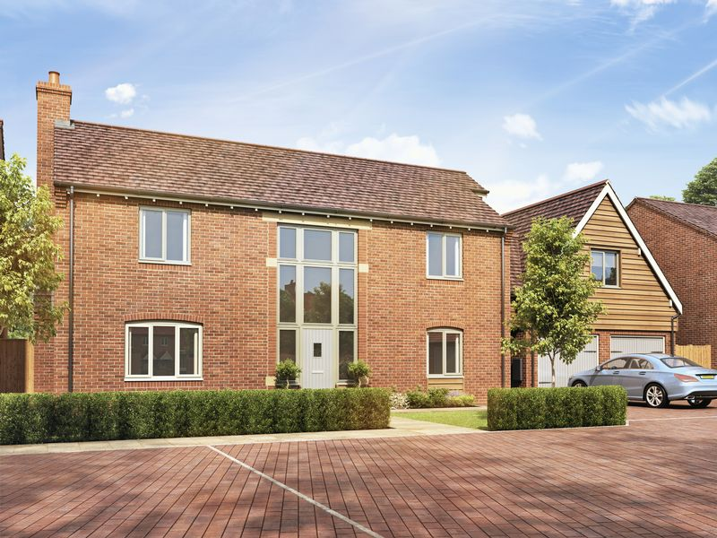 Property for sale in The Horwood, Plot 4, The Cedars, Wasperton Lane, Warwick