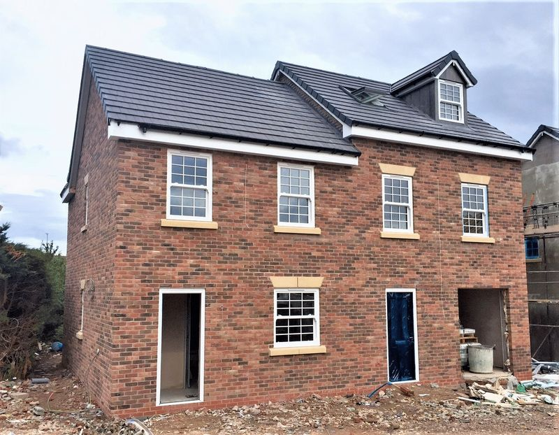 Property for sale in Plot 1, Rea View, Cleobury Mortimer, Shropshire