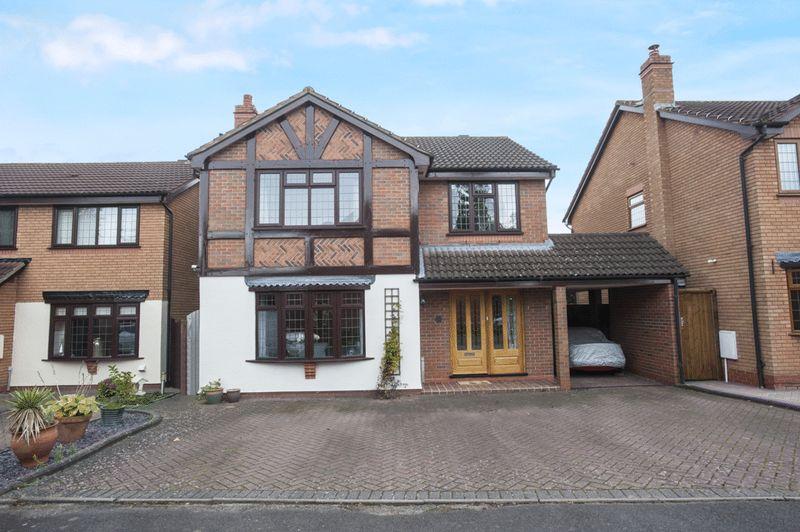 Property for sale in Mere Road, Norton, Stourbridge