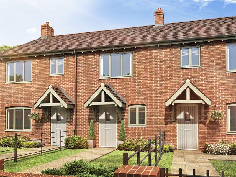 Property for sale in The Firle, Plot 7, The Cedars, Wasperton Lane, Warwick