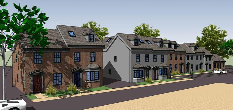 Property for sale in NEW DEVELOPMENT, Cleobury Mortimer, Shropshire