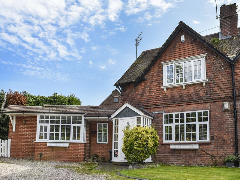 Property for sale in 'Rowan Cottage' Redlake Road, Pedmore, Stourbridge
