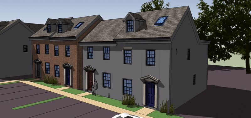 Property for sale in Plot 8, Rea View, Cleobury Mortimer, Shropshire